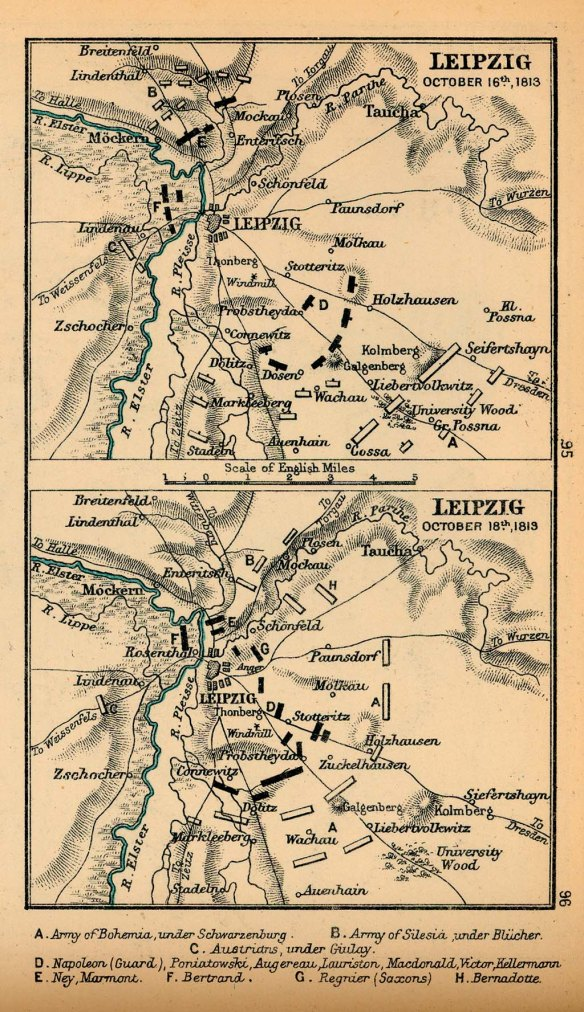Map Leipzig